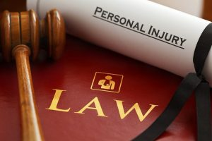 personal injury book and gavin