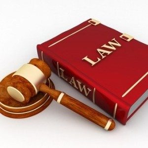 gavel and book image