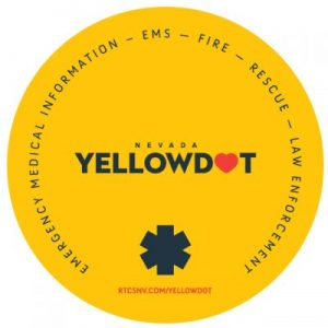 yellow dot logo
