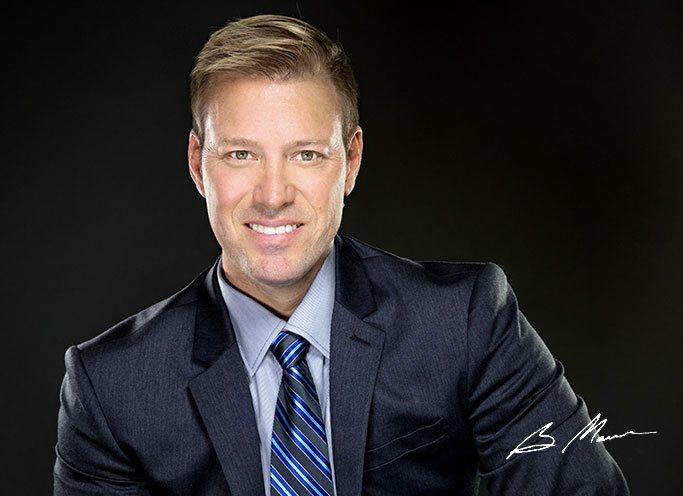 Attorney Bradly Mainor portrait