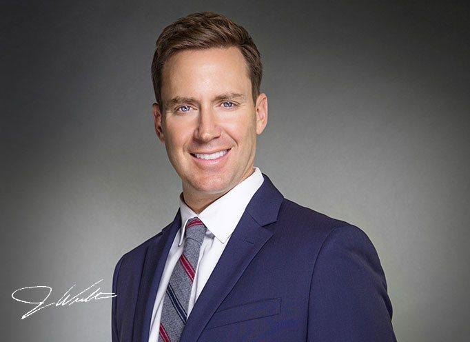 Attorney Joseph Wirth portrait