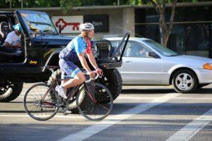 biker, personal injury