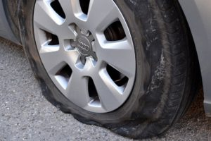 tire blowouts, auto accident