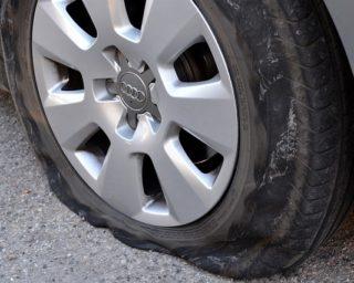 tire blowouts, auto accident
