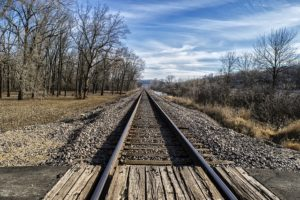 Railroad track, personal injury attorney