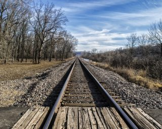 Railroad track, personal injury attorney